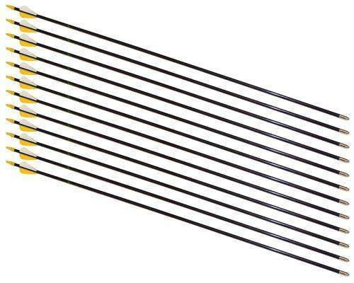 Pack of Safety Glass Arrows (Various Size & Quantities) | PE Equipment & Games | Gear Up Sports
