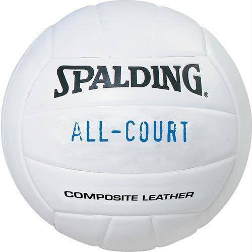 Spalding All-Court Volleyballs (Set of 3) | PE Equipment & Games | Gear Up Sports