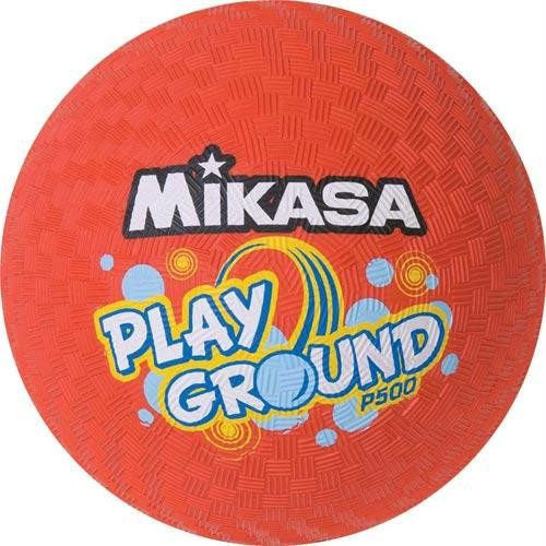 "6"" Mikasa Playground Ball (Pack of 4) 