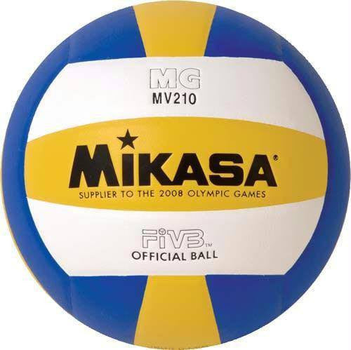 Mikasa MV210 FIVB Approved Volleyball | PE Equipment & Games | Gear Up Sports