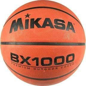 Mikasa Official BX1000 Rubber Basketball | PE Equipment & Games | Gear Up Sports