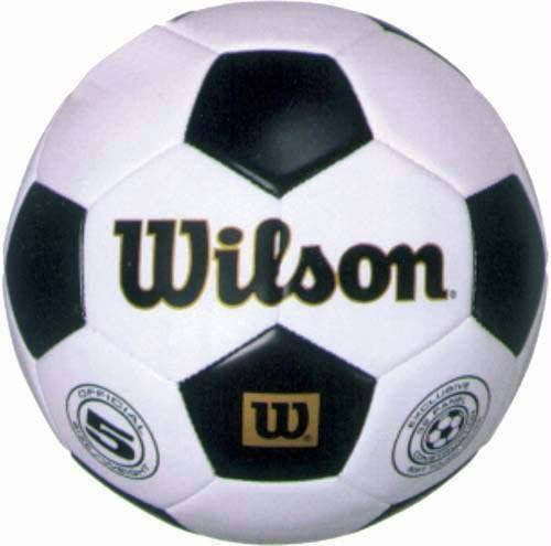Wilson Traditional Soccer Ball (Size 3-5) | PE Equipment & Games | Gear Up Sports