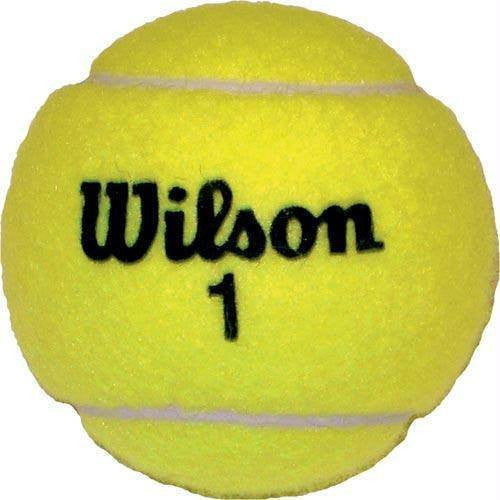 Wilson Championship Game Tennis Balls (Pack of 4 Cans) | PE Equipment & Games | Gear Up Sports