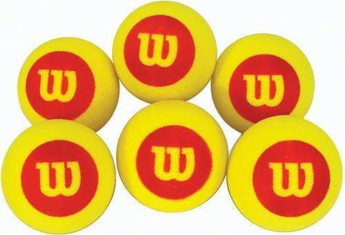 Wilson EZ Hit Foam Balls | PE Equipment & Games | Gear Up Sports