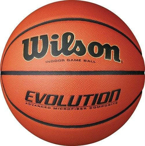 Wilson Evolution Basketball | Official & Intermediate Sizes