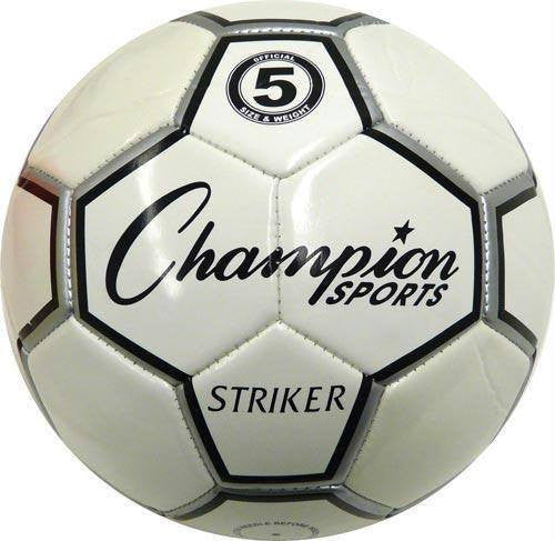 Olympia Striker Soccer Ball Value Pack (Set of 3) | PE Equipment & Games | Gear Up Sports