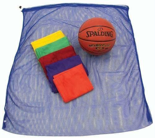 "42"" x 34"" Rainbow Mesh Bags (Set of 6) 