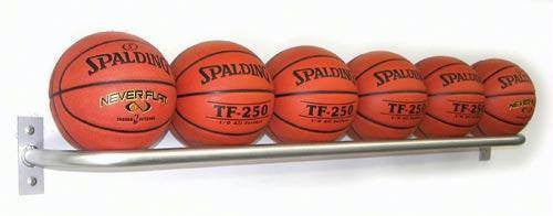 Wall Hugger Ball Rack | PE Equipment & Games | Gear Up Sports