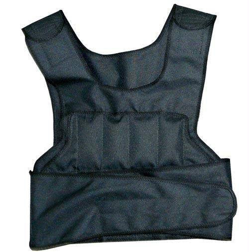 Short Weighted Vest (10 lbs.) | PE Equipment & Games | Gear Up Sports