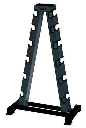2-Sided A-Frame Dumbell Rack | PE Equipment & Games | Gear Up Sports