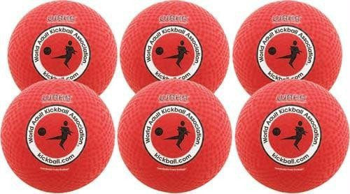 W.A.K.A. Kickballs (Set of 6) | PE Equipment & Games | Gear Up Sports