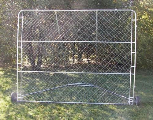 Portable Backstop | PE Equipment & Games | Gear Up Sports