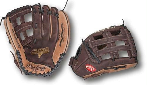 "Right Handed Rawlings Baseball Glove (13"") 