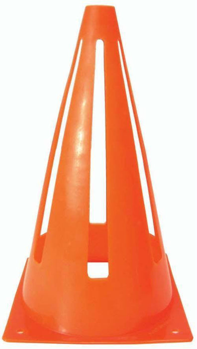 Collapsible Safety Cones (Set of 12) | PE Equipment & Games | Gear Up Sports