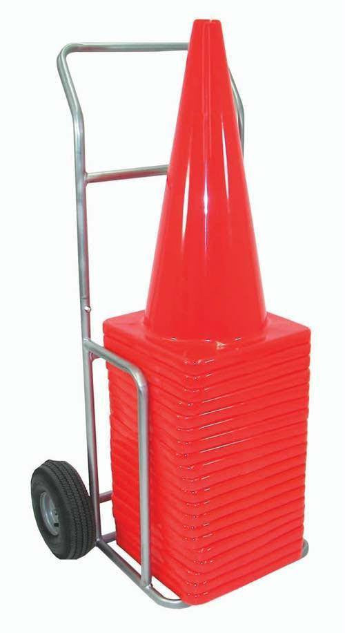"Single Cone Cart (Holds 28"" Cones) 