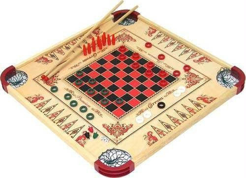 Reversible Multi-Game Board | PE Equipment & Games | Gear Up Sports