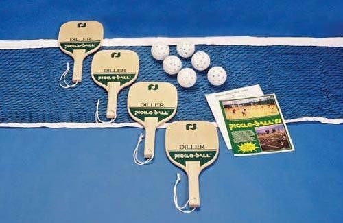 Diller Pickleball Set | PE Equipment & Games | Gear Up Sports