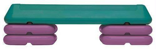 Teal & Purple Circuit Step | PE Equipment & Games | Gear Up Sports