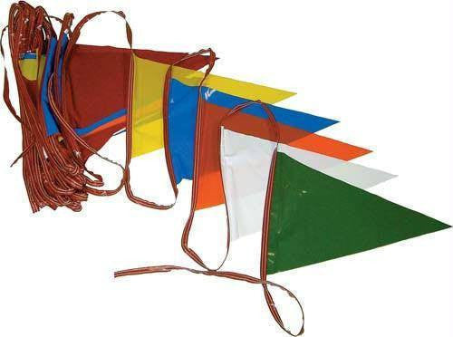 Pennant Streamers - 1000' | PE Equipment & Games | Gear Up Sports