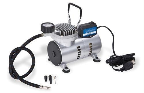 Mikasa 1/8 HP - 40 PSI Pump | PE Equipment & Games | Gear Up Sports
