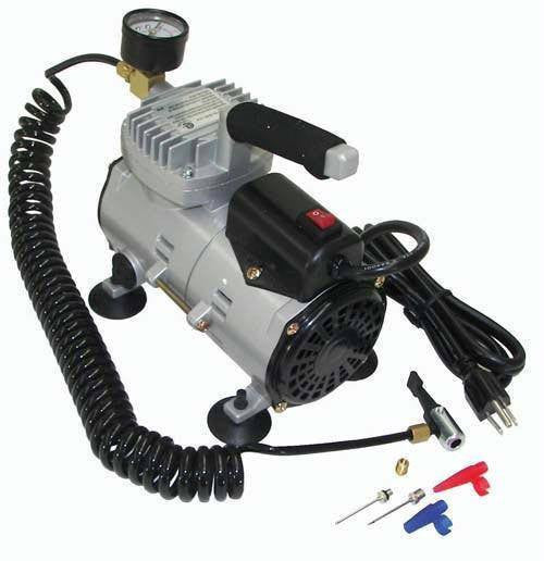 Ultra Quiet Air Compressor | PE Equipment & Games | Gear Up Sports