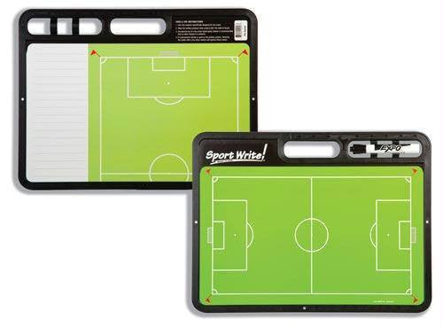 Sport Write Pro Clipboard - Soccer | PE Equipment & Games | Gear Up Sports