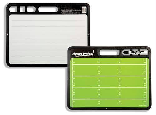 Sport Write Pro Clipboard - Football | PE Equipment & Games | Gear Up Sports