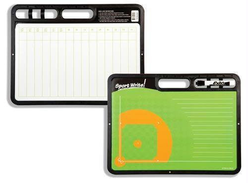 Sport Write Pro Clipboard - Diamond | PE Equipment & Games | Gear Up Sports