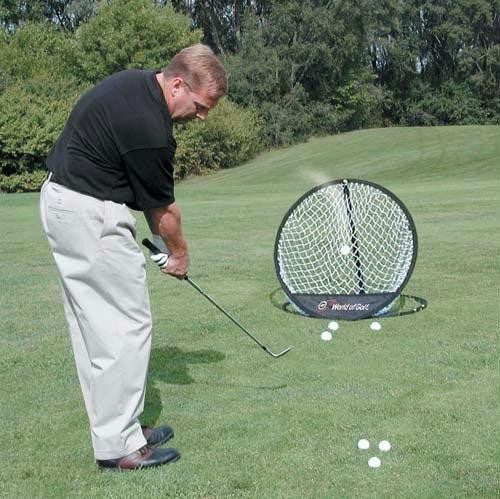 Pop-Up Chipping Net | PE Equipment & Games | Gear Up Sports