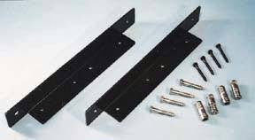 Pegboard Mounting Kit for Square (36 hole) Board | PE Equipment & Games | Gear Up Sports