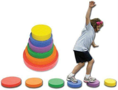 Challenging Balance Skill Spots | PE Equipment & Games | Gear Up Sports