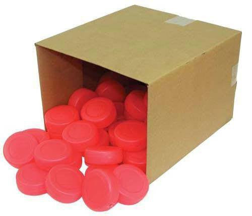 Box-A-Pucks (Set of 24 or 48) | PE Equipment & Games | Gear Up Sports