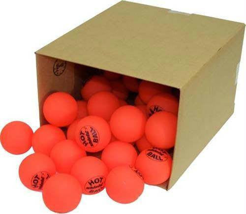 Box-A-Hockey Balls (Set of 24 or 48) | PE Equipment & Games | Gear Up Sports