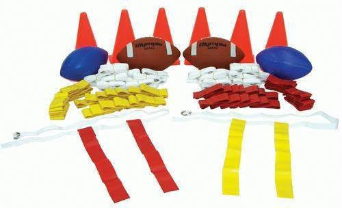 Flag Football Pack | PE Equipment & Games | Gear Up Sports