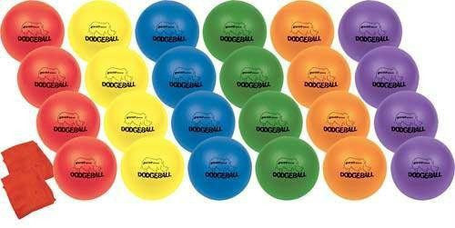 Dodgeball - Rhino Skin Mega Pack | PE Equipment & Games | Gear Up Sports