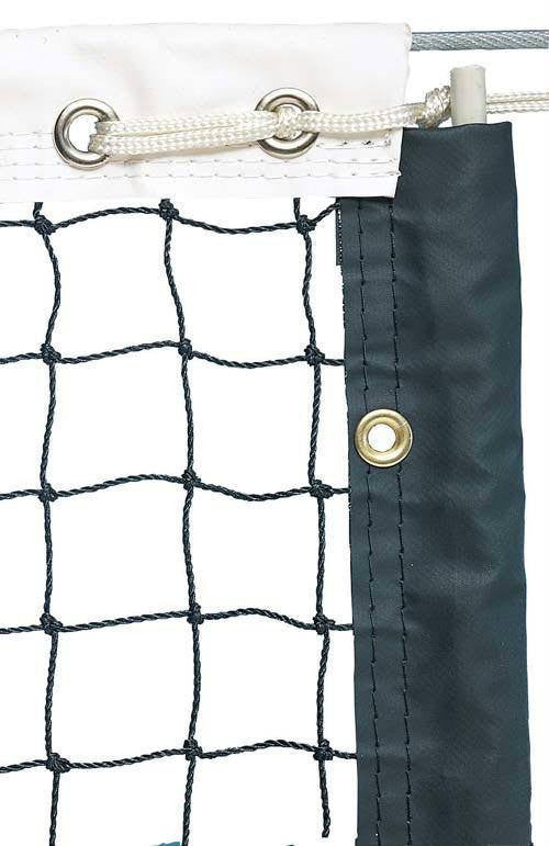 Tournament Tennis Net (2.8mm, 3.0mm, or 3.6mm) | PE Equipment & Games | Gear Up Sports