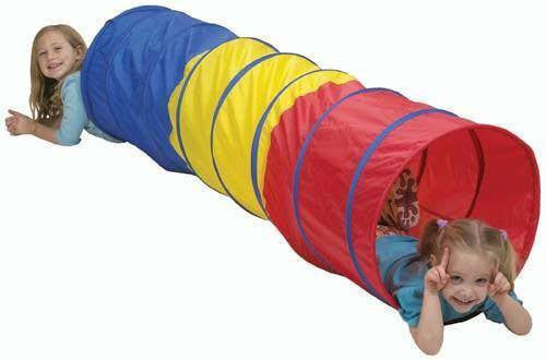 Multi-Color Tunnel | PE Equipment & Games | Gear Up Sports