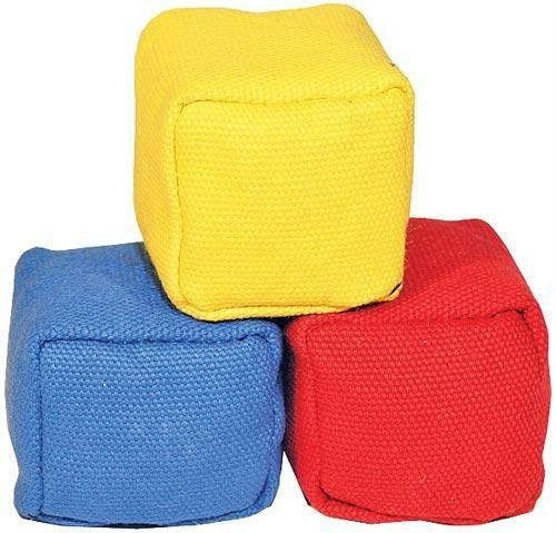 Economy Juggling Bean Bags (Set of 12) | PE Equipment & Games | Gear Up Sports