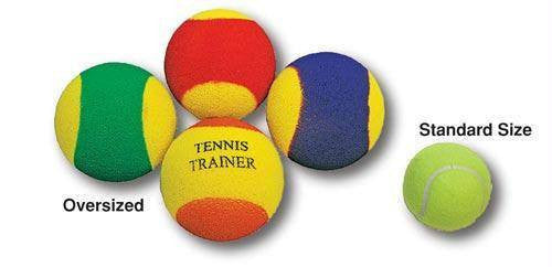 Oversize Tennis Trainer (Pack of 12) | PE Equipment & Games | Gear Up Sports
