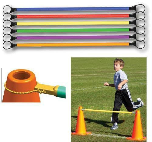 Ultimate Cone Crossbars | PE Equipment & Games | Gear Up Sports