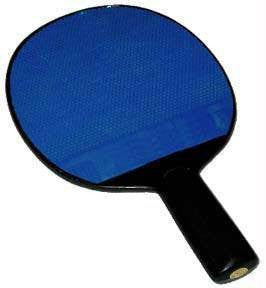 Poly Table Tennis Paddles w/ Rubber Face (Set of 10) | PE Equipment & Games | Gear Up Sports