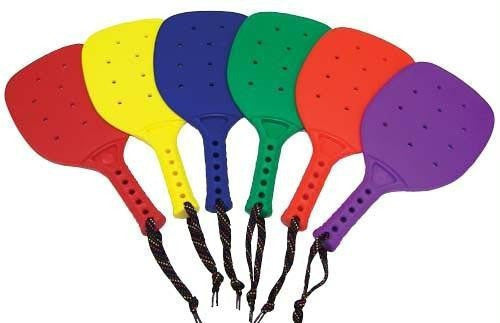 Pick-A-Paddle Junior - Set of 6 | PE Equipment & Games | Gear Up Sports