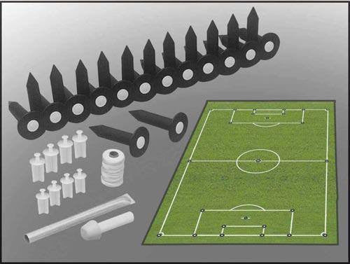 Soccer Field Lining Package | PE Equipment & Games | Gear Up Sports
