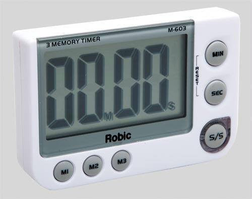 Robic M603 Dual Timer | PE Equipment & Games | Gear Up Sports