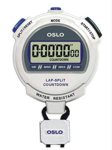 Robic Silver 2.0 Stopwatch | PE Equipment & Games | Gear Up Sports