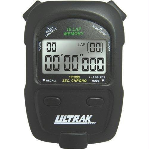 Ultrak 460 16 Memory Timer | PE Equipment & Games | Gear Up Sports