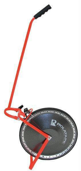 Cross Country Measuring Wheel (Metric or Standard) | PE Equipment & Games | Gear Up Sports