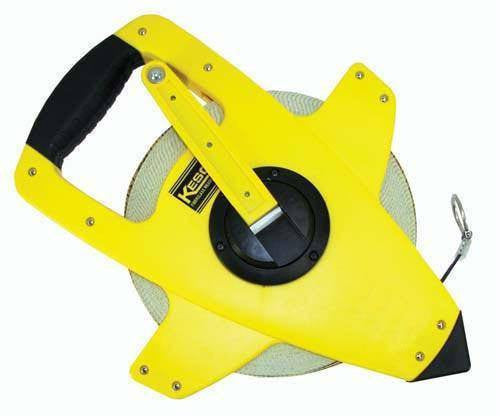 Ultraglass Fiberglass Measuring Tape  (200' or 300') | PE Equipment & Games | Gear Up Sports