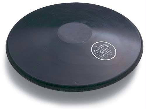 Gill Deluxe Rubber Discus (Multiple Weight Options) | PE Equipment & Games | Gear Up Sports