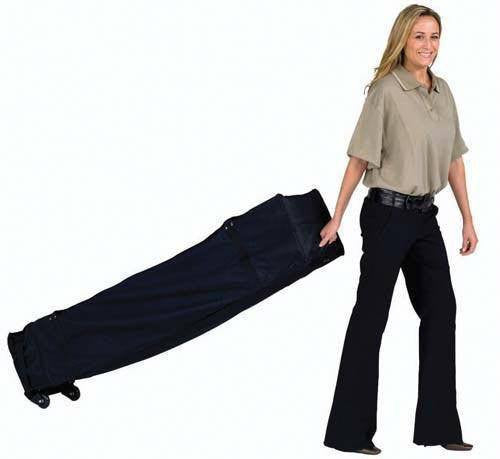 EZ-Glide Deluxe Roller Bag | PE Equipment & Games | Gear Up Sports